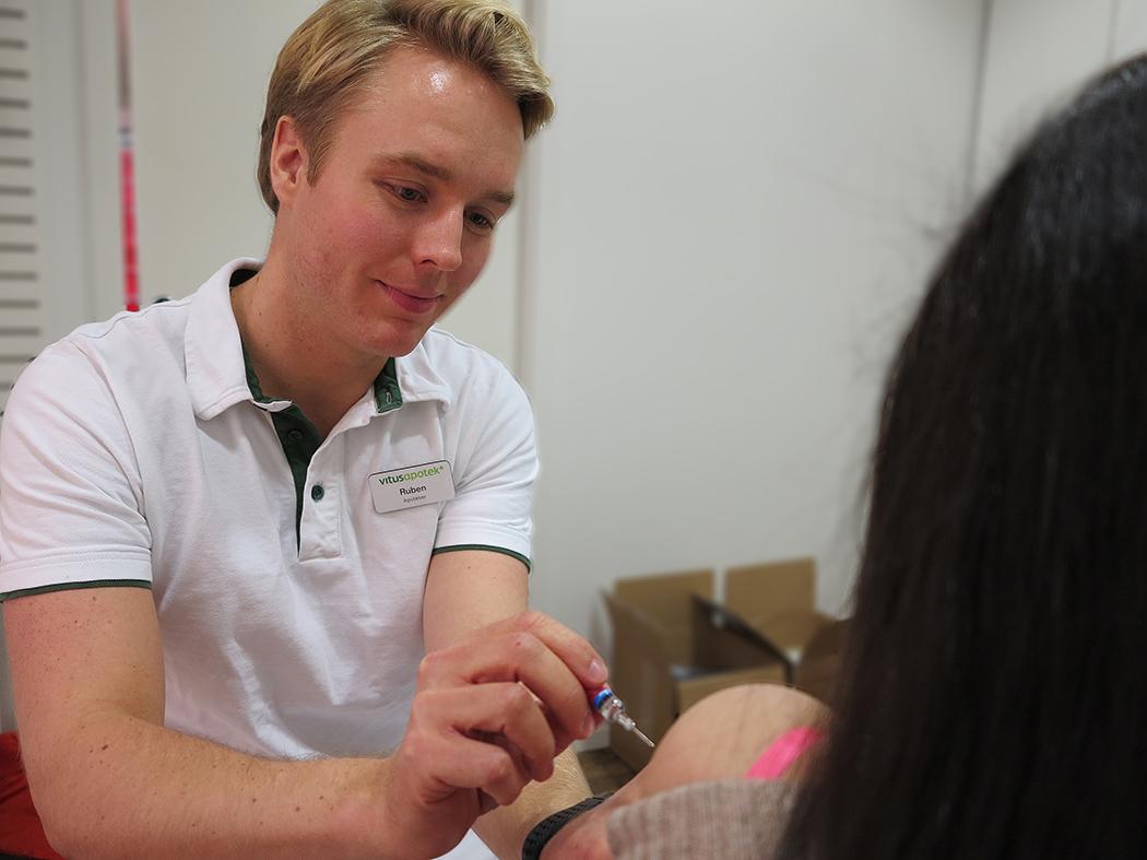 grunerløkka helsestasjon vaksine